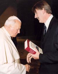 Sigfrid och Påven